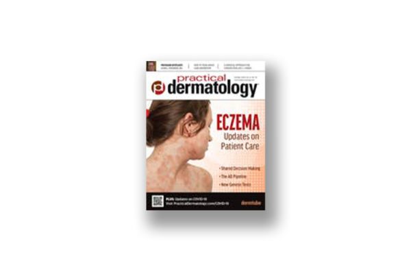 practical dermatology october 2020 cover